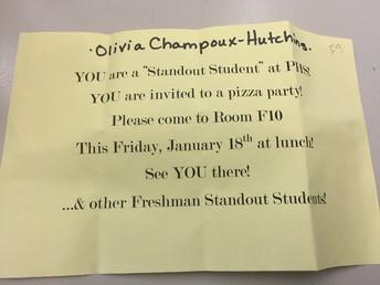 The invitation!
