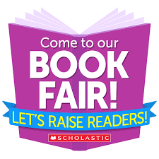 Book Fair will be open until 7:00PM today.