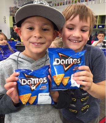 Snacky Twins!