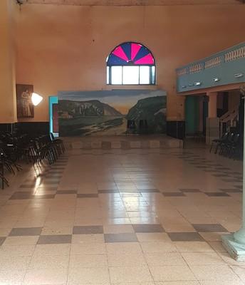 """View of """" Casa del Danzon"""""""