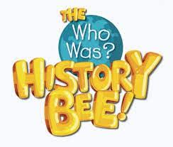 THE HISTORY BEE (GRADES 3-5)