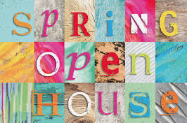 Spring Open House- Thursday May 2nd