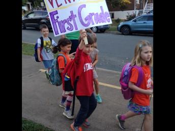 Walk-to-School Day