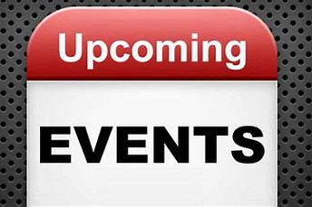 Upcoming Events at a Glance