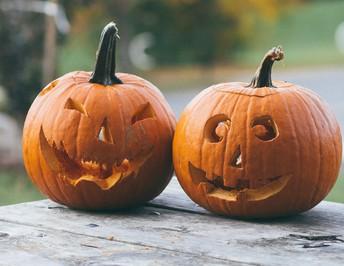 Halloween Dress up days