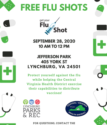 Jefferson Park Flu Shot Clinic