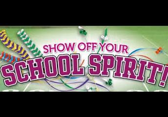 School Spirit Week!