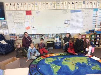 Penngrove Elementary's Green Team