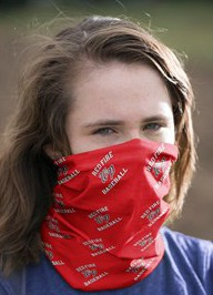GAITER MASKS DISPERSED IN AUGUST