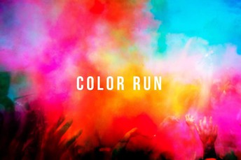 Color Run- March 8th