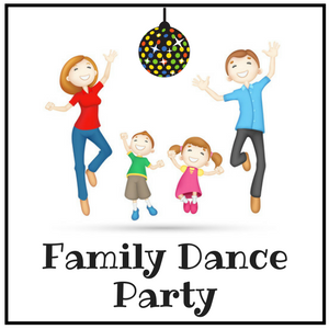 "Come ""Party Hearty"" at our 1st ever Maple Dale Elementary Family Dance!!!!"