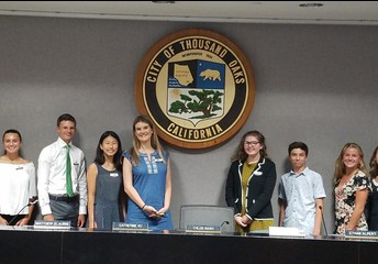 Thousand Oaks Youth Recognition Awards