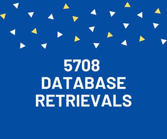 Database Usage