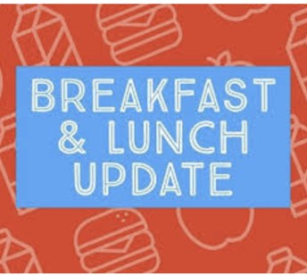 BREAKFAST & LUNCH DISTRIBUTION OVER FALL BREAK