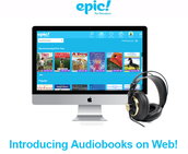 EPIC-a great, free app for reading popular books
