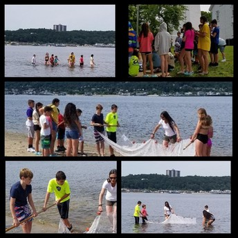 6th grade Sandy Hook Trip