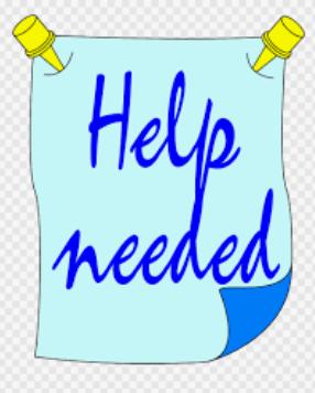HELP!    Plant sale volunteers needed to sort plants-May 6