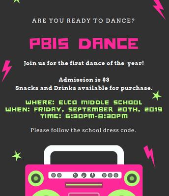 PBIS Dance