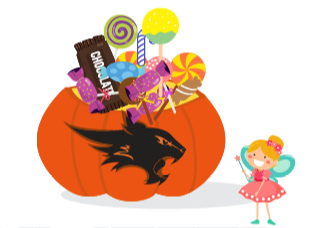 ¡¡¡Fiesta de Halloween/Trunk or Treat  y Lectura divertida!!!