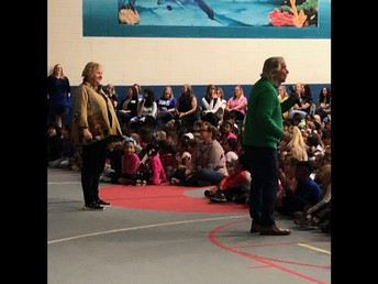 Henry Winkler and Lin Oliver Assembly