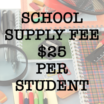 Supply Fee