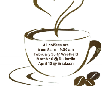 Community Coffee with Superintendent Dr. Jon Bartelt