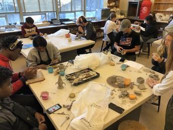 Foundations of Ceramics and Sculpture