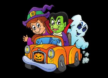 Drive-Thru Halloween at Howarth: Oct. 24th