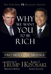 WEALTHY PEOPLE DON'T WORK FOR MONEY. THEY  Aquire INCOME PRODUCING ASSETS THAT WORK FOR THEM TO GROW RICHES BEYOND MEASURE  ... PERIOD. GET TRUMP TIGHT... BY GETTING TRUMPED UP IN 2017