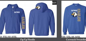 Sweatshirts Order