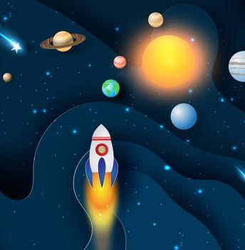 8th Grade Series: The Tre-moon-dous Universe