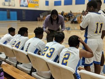 Coach DA- JV Basketball Coach