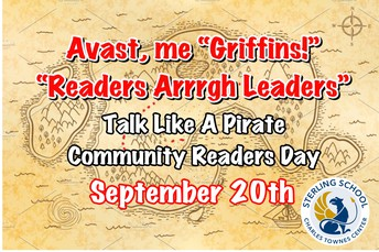 Talk Like A Pirate Community Readers Day