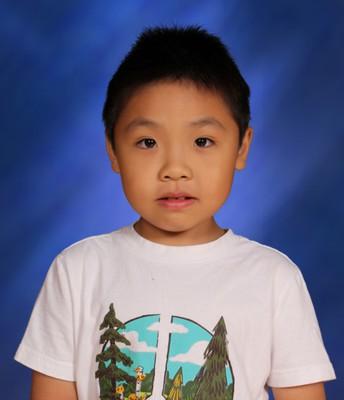 Second Grade - Matthew