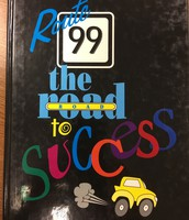 '98-'99 Yearbook Cover