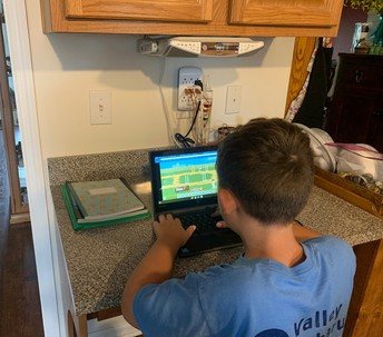 First Day Of School-Virtual Students