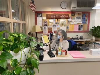 Mrs. Whitton-Guidance Secretary