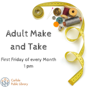 Adult Make and Take