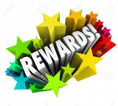 Upcoming Rewards