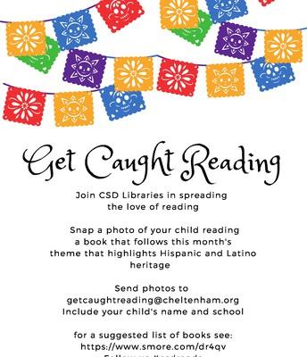 Get Caught Reading