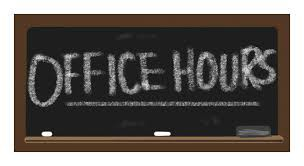 LMS 7/8 ACADEMY OFFICE HOURS