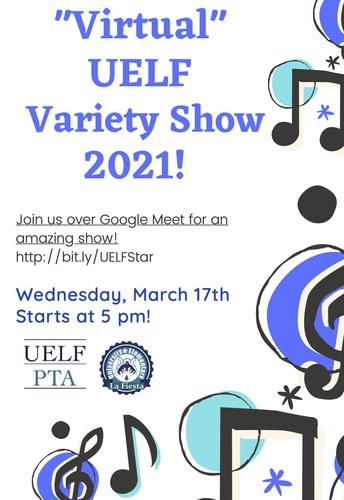 UELF Variety Show