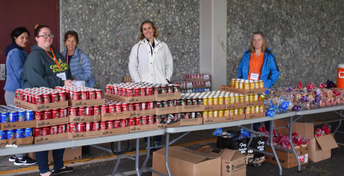 Local Donations Made Event & Excitement Possible