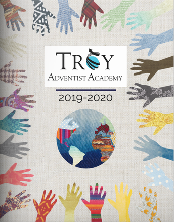 TAA 2019-2020 Yearbook