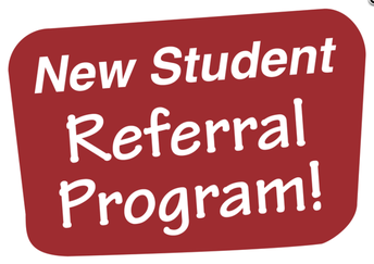 NEW BMS STUDENT REFERRAL PROGRAM!