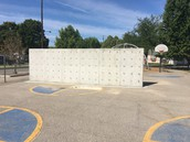 Wall Ball Courts!