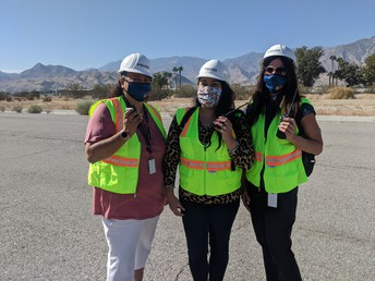 The Great Shakeout - Sweep Team Members