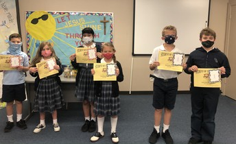 Third, Fourth and Fifth Graders