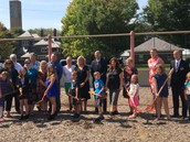 Playground Groundbreaking!