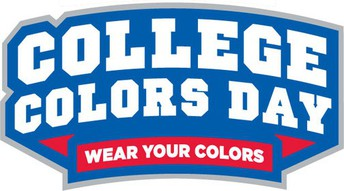 College Colors Day- 8/30